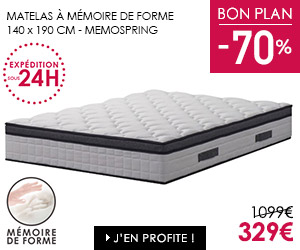 maison du futon bon plan matelas acheter un futon tout. Black Bedroom Furniture Sets. Home Design Ideas