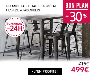 Bon plan table