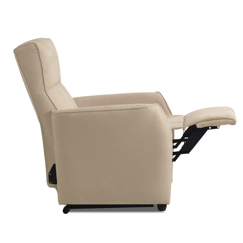 fauteuil de relaxation jardin fauteuil de relaxation m canisme manuel microfibre