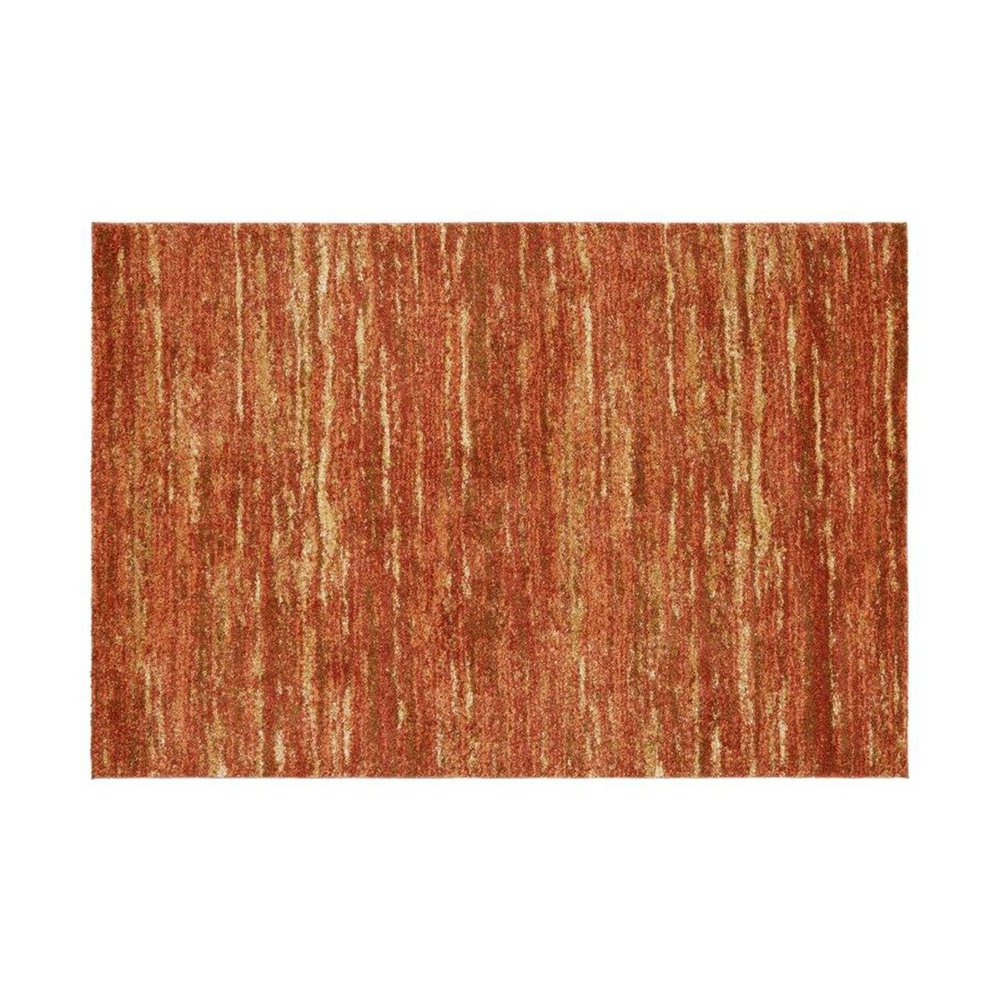 Tapis - Tapis 200x290 cm style oriental orange - RABAT photo 1