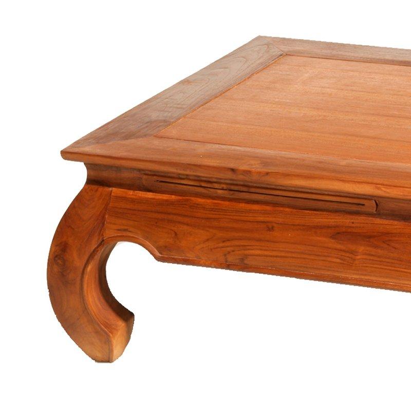 table opium 120 x 75 maison et styles. Black Bedroom Furniture Sets. Home Design Ideas
