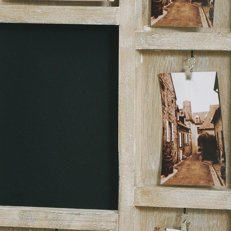 Porte 8 photos avec petites attaches maison et styles for Porte jarretelle 8 attaches