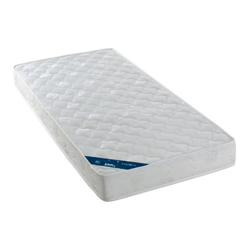 Literie - Matelas mousse 25kg 2 faces de couchage 90x190cm photo 1