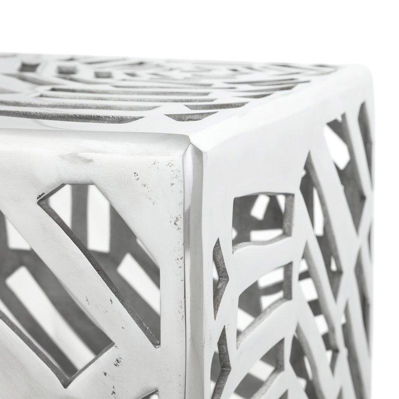 Accessoire d co design 37x37x37cm trib maison et styles for Accessoire maison design