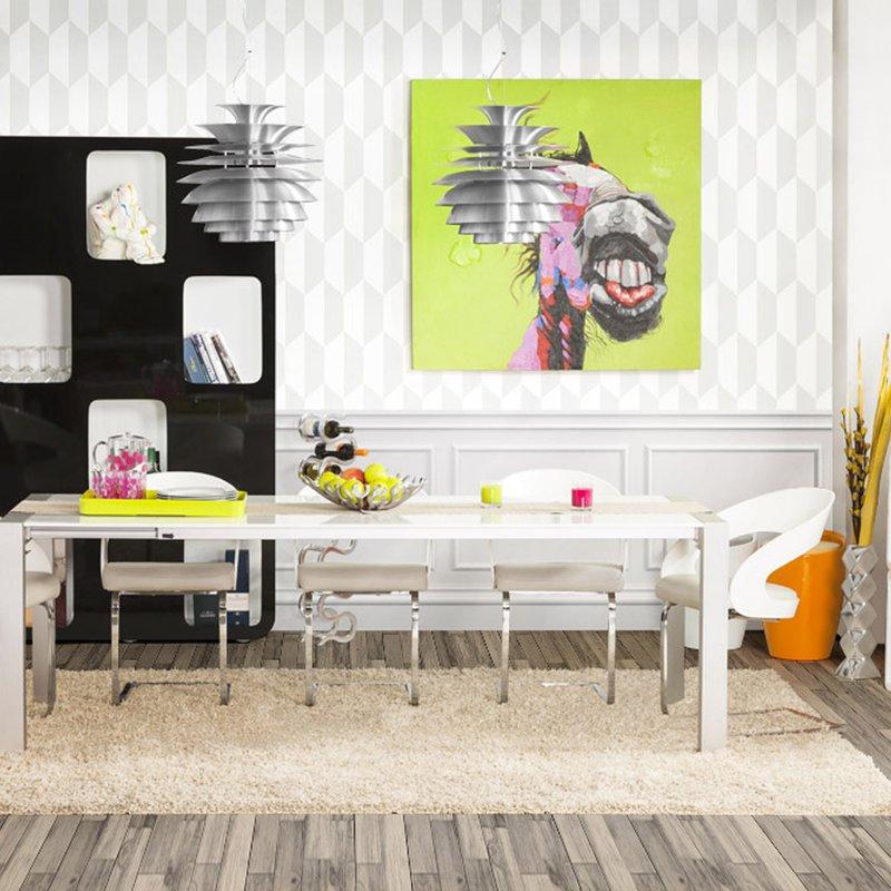 accessoire d co design 4x120x120cm jumpy maison et styles. Black Bedroom Furniture Sets. Home Design Ideas