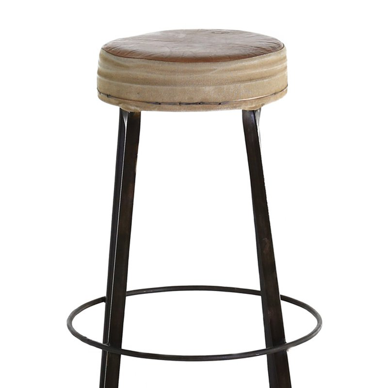 tabouret de bar retro maison et styles. Black Bedroom Furniture Sets. Home Design Ideas