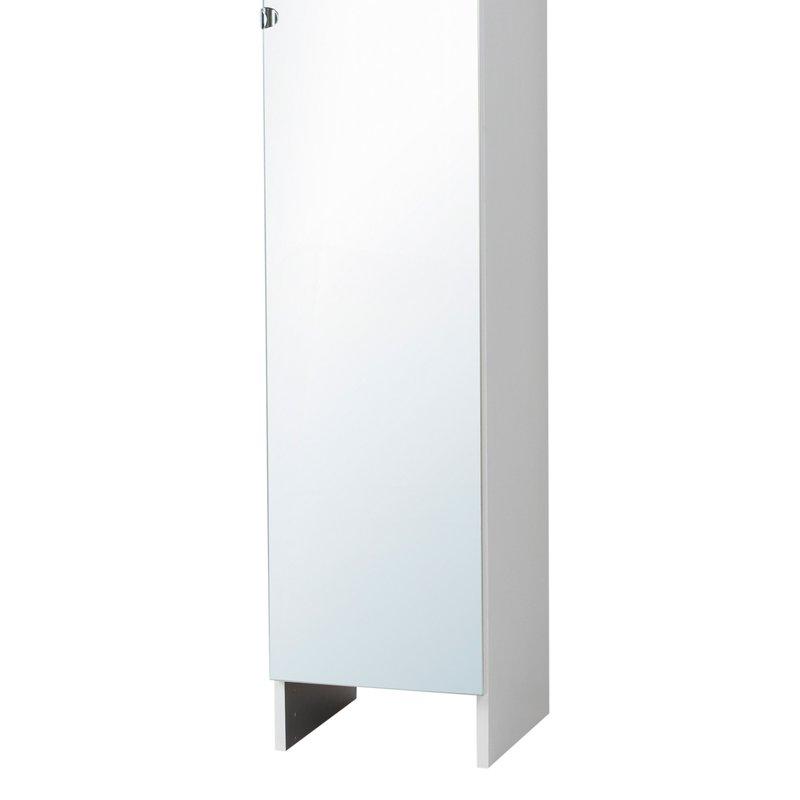 colonne porte largeur cm coloris blanc et anthracite with colonne 30 cm largeur. Black Bedroom Furniture Sets. Home Design Ideas