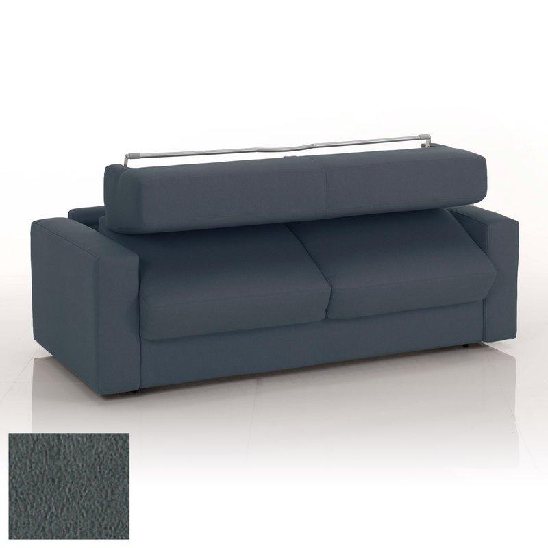 canap convertible 2 places tissu d houssable. Black Bedroom Furniture Sets. Home Design Ideas