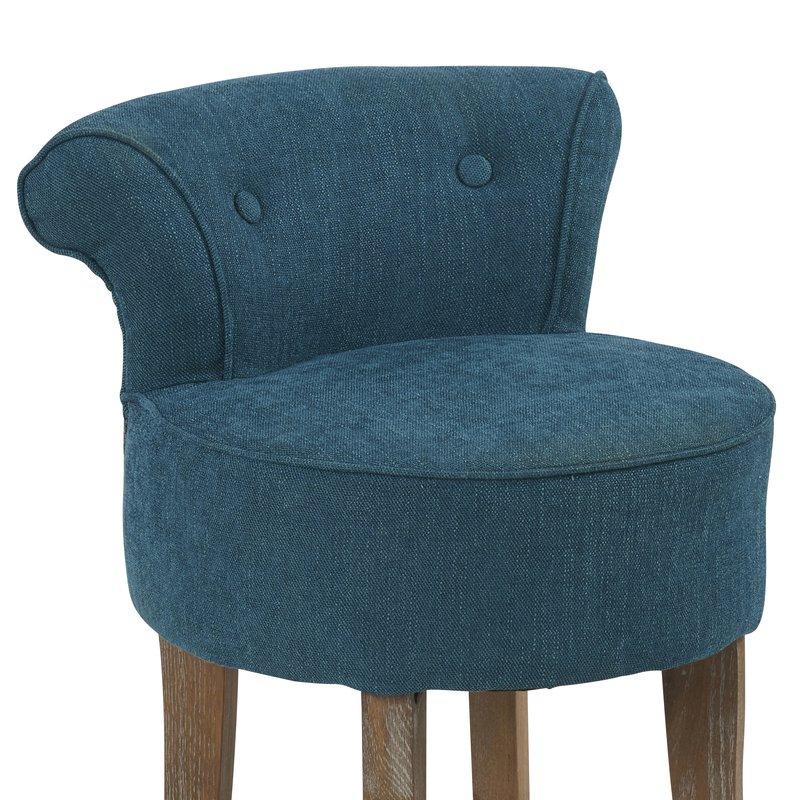 lot de 2 fauteuils crapaud canard 48x44xh56 5cm maison et styles. Black Bedroom Furniture Sets. Home Design Ideas