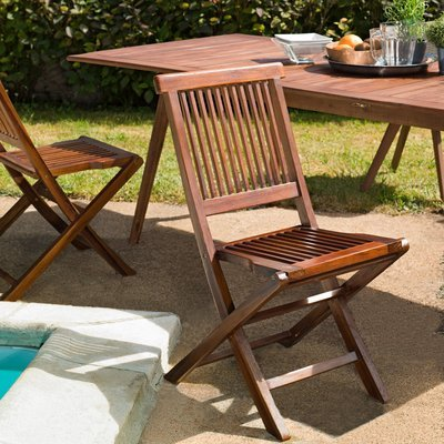 Lot de 2 chaises java