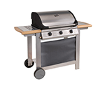 Barbecue, plancha