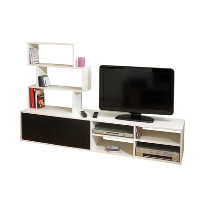 meuble tv meuble tele ferme noir meuble tele ferme noir. Black Bedroom Furniture Sets. Home Design Ideas