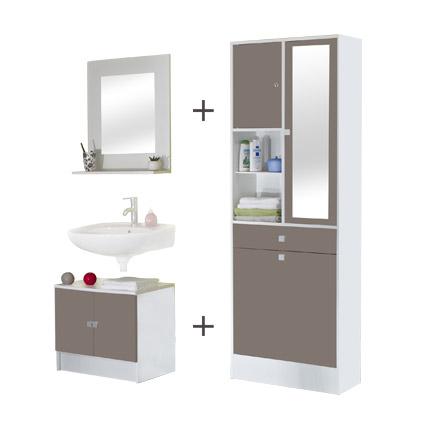 prix des meuble sous lavabo 4. Black Bedroom Furniture Sets. Home Design Ideas